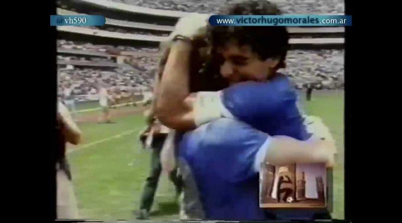 Argentina-2-vs-Inglaterra-1-Mundial-México-´86-Relatos-Víctor-Hugo-Morales