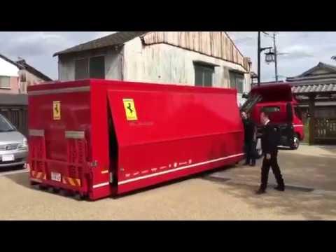Así-es-la-entrega-a-domicilio-de-un-Ferrari
