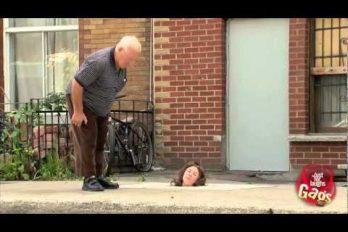 """¿Eres distraído? ¿has perdido la cabeza? Mira este video para que """"mueras"""" de la risa"""