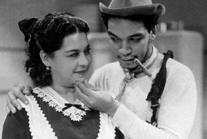 Cantinflas coqueto