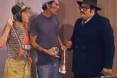 Conoce el objeto que Edgar Vivar conserva del 'señor Barriga' y siempre lleva con él