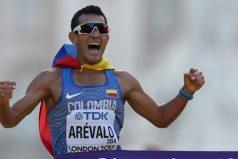 Colombia ganó medalla de oro en Mundial de atletismo, ¡que orgullo nuestros deportistas!
