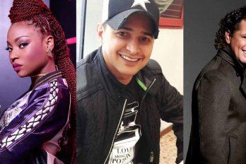 Estos cantantes colombianos grabaron un sentimental video para la visita del Papa