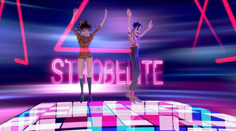 Gorillaz-Strobelite-Official-Video