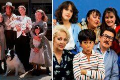 Las 8 familias numerosas de la pantalla, ¡las series de antes eran lo mejor!