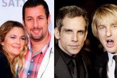 Las 8 parejas del cine que repitieron películas, ¡en todas lo hicieron muy bien!