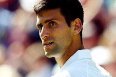 Novak Djokovic no jugará más este año al tenis