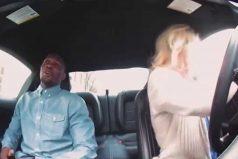 ¡Vaya broma! Parece una cita normal, hasta que suben al auto, ella maneja y… ¡resulta ser una piloto profesional!