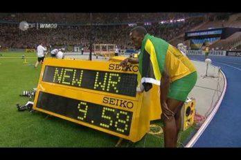 ¡Supremacía Bolt! El legado del mejor corredor de la historia: el récord mundial de los 100 metros planos