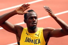 Esto fue lo que sacó a Bolt de última carrera, ¡muuuy triste!