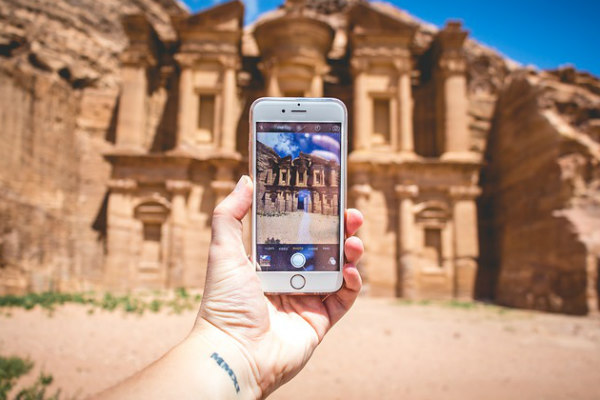 Podría llegar este año un iPhone con realidad aumentada