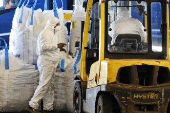 Esta ley busca prohibir el asbesto en Colombia. ¡En el mundo 58 países ya lo prohibieron!