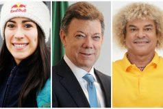 Gobierno les responde a los deportistas que le cantaron la 'tabla'
