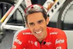 Alberto Contador confirmó que se retira del ciclismo