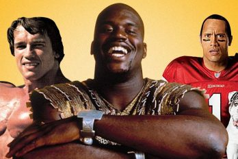 Los 7 deportistas famosos que se convirtieron en actores