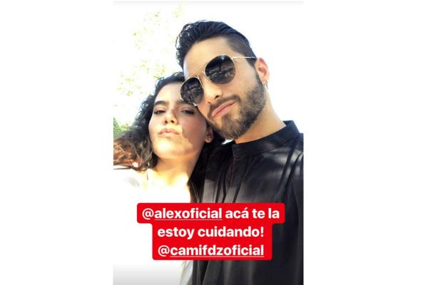 Maluma y Alejandro Fernández están queriendo a la misma mujer