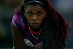 Caterine Ibargüen tercera en la liga de Diamante ¡Ánimo! sigues siendo nuestra 'Reina del salto triple'