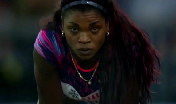 Caterine Ibargüen tercera en la liga de Diamante ¡Ánimo! sigues siendo nuestra reina del salto triple