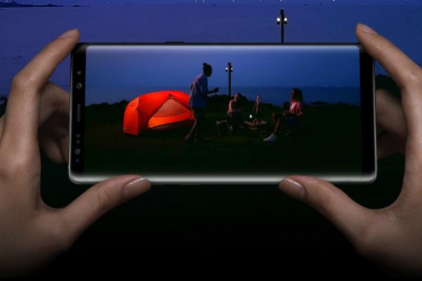 Así es el nuevo Galaxy Note 8