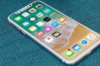 Así podría ser el nuevo iPhone 8
