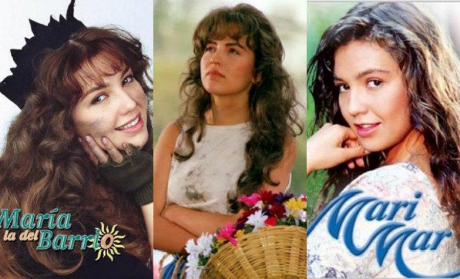 ¿Recuerdas a estos personajes? Thalía recibió tremenda sorpresa, ¡quedarás con la boca abierta!