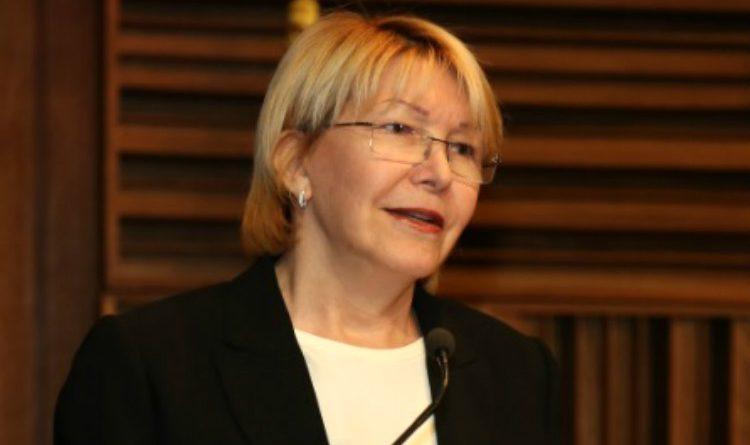 La exfiscal Luisa Ortega está de nuevo en Colombia