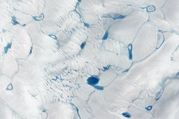 Las NASA muestra como sufre la tierra por el cambio climático