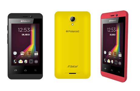 La marca de cámaras Polaroid lanza en Colombia su nuevo smartphone