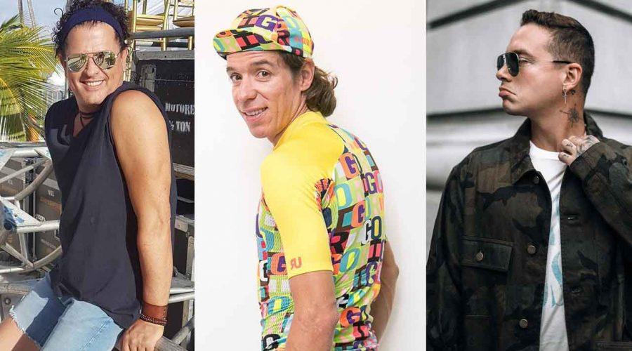 ¿Sabes qué une a J Balvin, Rigoberto Urán y Carlos Vives?