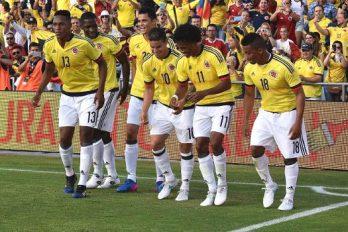 Prográmate, fecha y hora de los partidos de la Selección Colombia