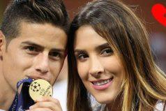 Daniela Ospina no puede hablar de James Rodríguez, ¡la razón te dejará con la boca abierta