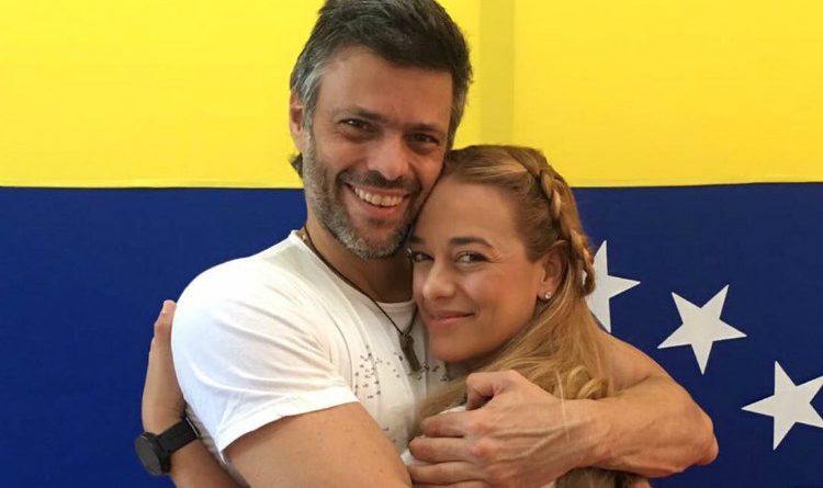 Leopoldo López está de regreso en casa luchando por su libertad