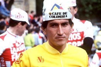 """'Lucho' Herrera """"pedalea"""" la etapa más difícil de su vida. ¡Ánimo 'Jardinerito'!"""