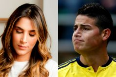 Daniela Ospina y la mamá de James hacen planes, ¿y James?