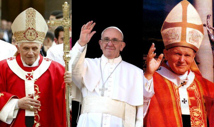 Las diferencias en la vestimenta del Papa Francisco son más de lo que ves ¡Admirable!