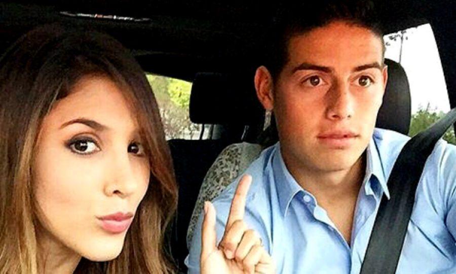 ¿Cuánto cuesta vestirse como Daniela Ospina la ex de James? ¡Haz cuentas!