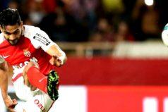 Falcao marca doblete para el triunfo 3-0 del Mónaco contra el Estrasburgo