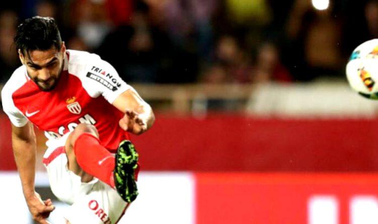 Falcao marca doblete para el triunfo del Monaco contra el Estrasburgo