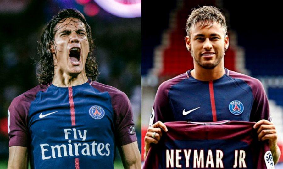 Cavani y Neymar no ceden ni por un millón de euros
