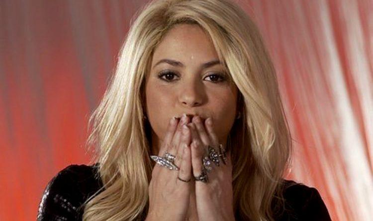 El visitante que enloqueció a Shakira con sus modales sd