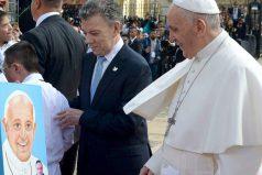 El destino de los regalos que recibió el Papa Francisco