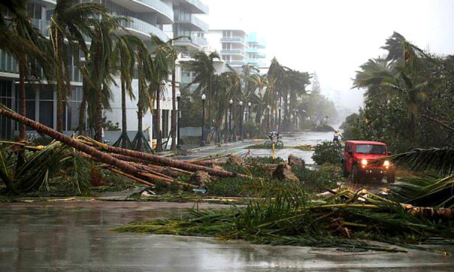 Huracán Irma está impactando Florida y continúan las emergencias