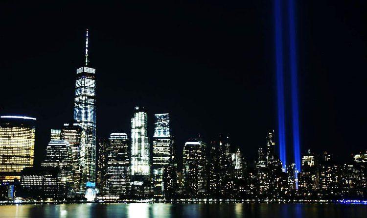 'El Tributo de la Luz´ tuvo un atractivo en el homenaje a las víctimas del 11-S