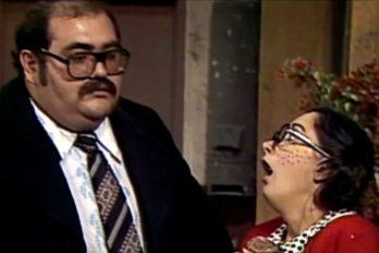 'El señor Barriga' vivió angustiosos momentos en el terremoto de México. ¡Ánimo Zenón!