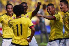 Así se prepara la Selección Colombia para ganarle a Paraguay