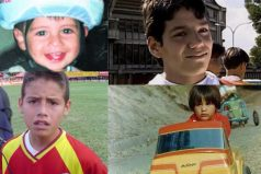 Así fue la infancia de los deportistas más queridos de Colombia