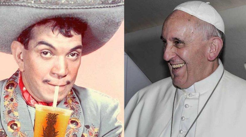 ¿El Papa Francisco y Cantinflas te contamos cual es la relación entre ellos
