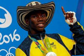 El homenaje para Yuberjen Martínez que te dejará más orgulloso de nuestros deportistas