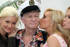 Muere Hugh Hefner, creador de Playboy