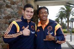 Las amistades de la Selección Colombia que van más allá de las canchas, ¡enseñanzas y mucho apoyo!